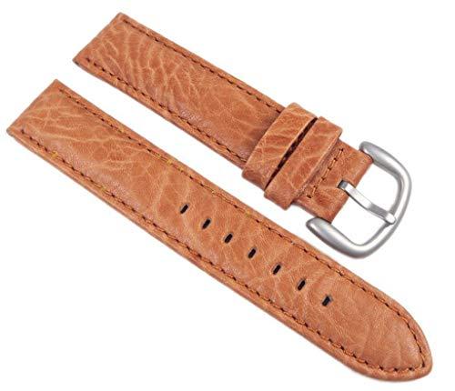 Festina Ersatzband Uhrenarmband Leder Band Hellbraun 20mm F16053/7 F16053/