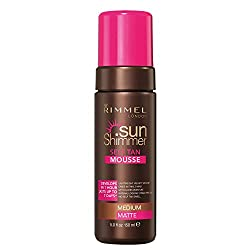 Sunshimmer Self Tan Mousse...