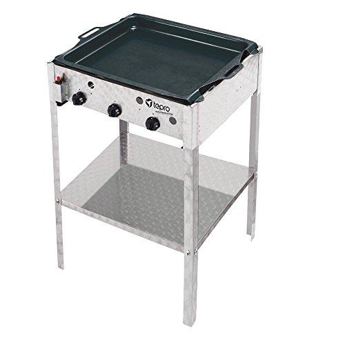 Tepro Wurstbräter Brenner Tisch Gasgrill Grillgerät Lexington' Typ 6
