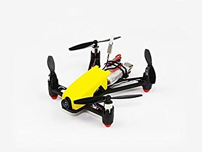 RC FPV Racing RC Drone QX100 4-Axis Mini Quadcopter Frame with Hood Cover for FPV qav100 Kit + Motor + Flight Control + Receiver + Camera + Prop