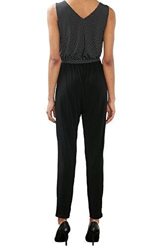ESPRIT Collection Damen Jumpsuits 027EO1L002, Schwarz (Black 2 002), 36 (Herstellergröße: S) - 2
