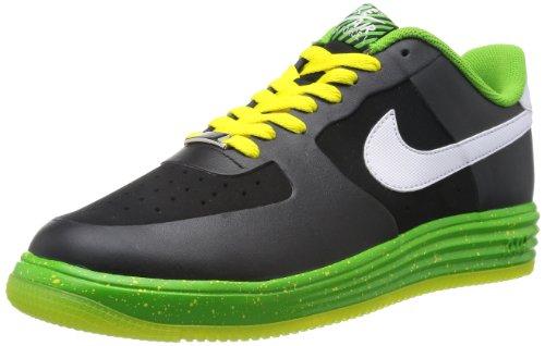 Nike Lunar Force 1 Ns Prm 629970 Herren Sneaker Schwarz (Black/White)