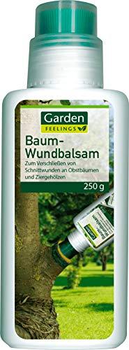 Garden Feelings® Baum-Wundbalsam Wundverschluss Baumwachs Künstliche Rinde, 250g
