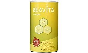 BEAVITA Vitalkost Vanille - 1x 500g Vanille Pulver - Starte Deine Schlank-Diät - Mit den leckeren Beavita Abnehm-Shakes unbeschwert zu Deinem Wohlfühl-Gewicht
