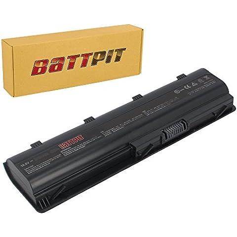 Battpit Recambio de Bateria para Ordenador Portátil HP Pavilion dm4-1060ss (4400 mah)