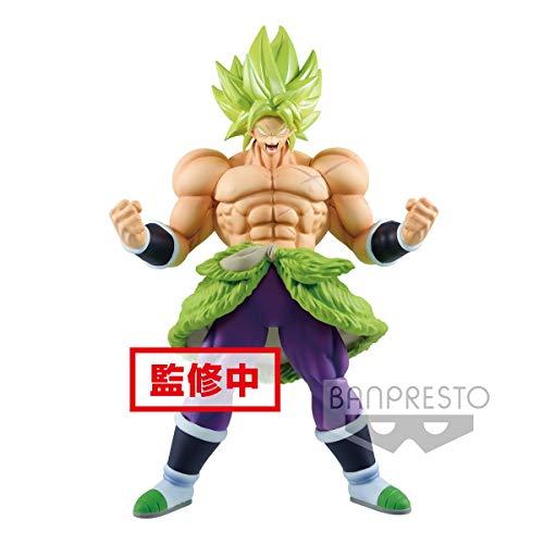 Banpresto movie Dragon Ball super Chokoku-Buyuden -SS Broly full power Figure