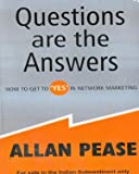 Questions are the Answers By Allan Pease Complete Book in English