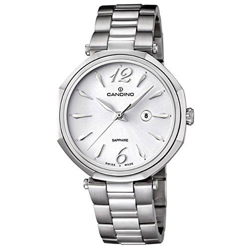 Candino UC4523/1Damen Armbanduhr Farbe Silber