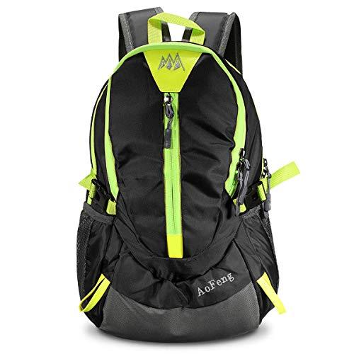 LaDicha 20L Laptop Sport Wandern Reise Rucksack Rucksack Outdoor Camping Daypack Schule Tasche Pack - (Sport Player Kostüme)