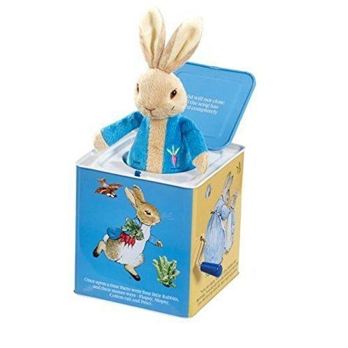 Regenbogen -Designs - Peter Rabbit - Jack in the Box (Box Jack)