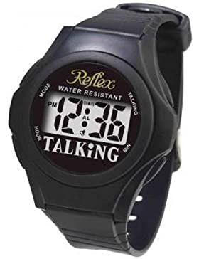 Wasserabweisend Digital Display Unisex Talking Watch