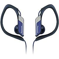 Panasonic Water/Sweat Resistant In Ear Sports Headphones - Blue