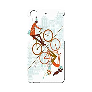 BLUEDIO Designer Printed Back case cover for HTC Desire 626 - G4188