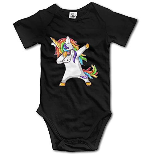 dsfsa Babybekleidung Dabbing Unicorn Unisex Baby Onesie Cartoon Newborn Clothes Funny Baby Outfits Soft Baby Clothes Carters 5 Pack Onesies
