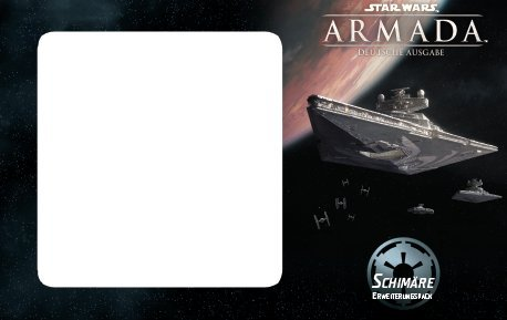 Fantasy Flight Games FFGD4324 Star Wars: Armada - Schimäre Erweiterungspack Deutsch Tabletop Spiel