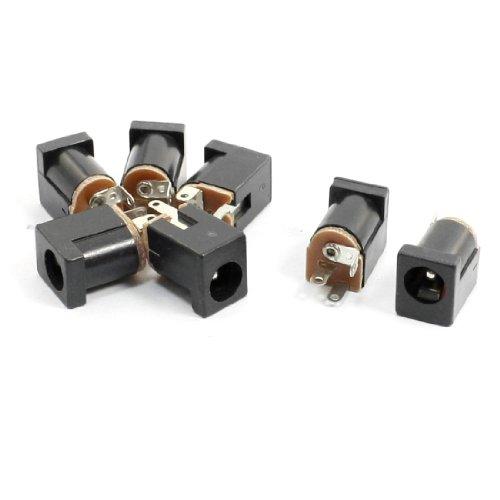 Pin Löten Typ 2.1mmx5.5mm Power Jack DC Buchse ()