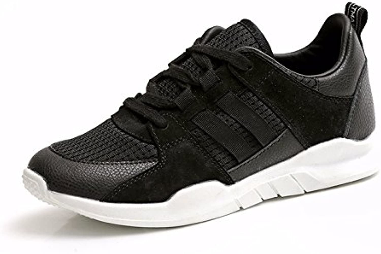f956c494d8eccc les chaussures chaussures chaussures de sport féminin xiao123 mode étant  plats simples respirants noir style petites harajuku emplois  rome...b07fbwhx14 ...