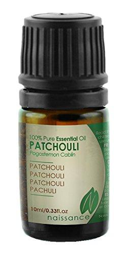 Naissance Olio di Patchouli - Olio Essenziale Puro al 100% - 10ml
