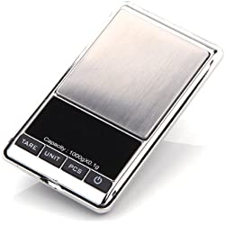 Balanza Electrónica - Báscula Digital de Precisión - Rango pesaje: 0,1gr - 1.000gr