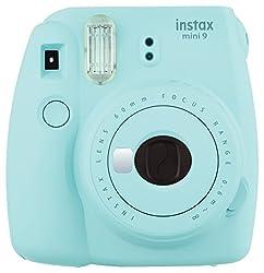 Fujifilm Instax Mini 9 Kamera Ice Blau