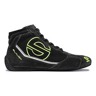 Sparco 00123545NRVF Slalom Schuhe, Rb-3 TG 45 Nrvf