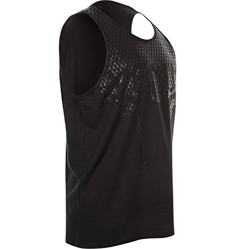Venum Herren T-Shirt Carbonix, Schwarz, XL