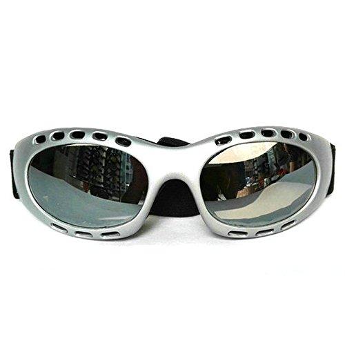 heinmo Motocross Goggle Staubdicht Combat Schutzbrille Military Sonnenbrille Outdoor Tactical Schutzbrille, 306-2