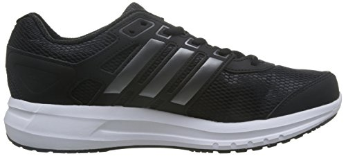 adidas Duramo Lite M, Chaussures de Course Homme Noir (Core Black/iron Metallic/ftwr White)