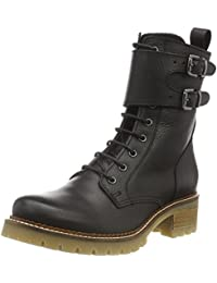 Apple of Eden Damen Cat Daddy Biker Boots