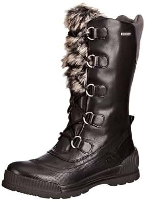 Rockport Aliana Lace up Boot V76063 - 7.5 UK - Black