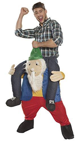 Sieben Zwerge Kostüm Zubehör - Boland 88095 Kostüm Funny, Zwerg, L/ XL