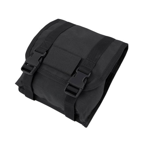Molle LARGE Utility Accessory Mag Pouch-BLACK