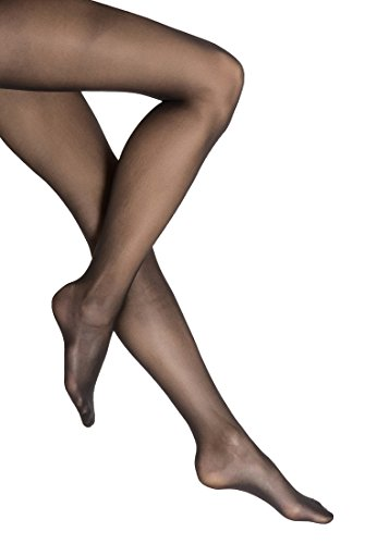 Wolford Damen Individual 12 Stay-Hip Strumpfhose, 10 DEN, Schwarz (Black 7005), Small -
