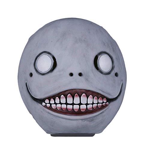 Neil meccanico emil emil maschera copricapo cosplay halloween horror maschera divertente copricapo