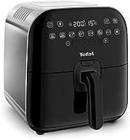 Tefal Ultimate Fry Digital Display 1.2kg Oil-less Fryer, Silver, Metal, FX202D27