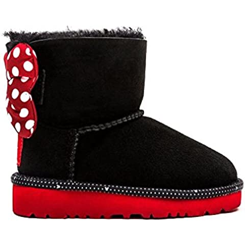 UGG T Sweetie Bow black