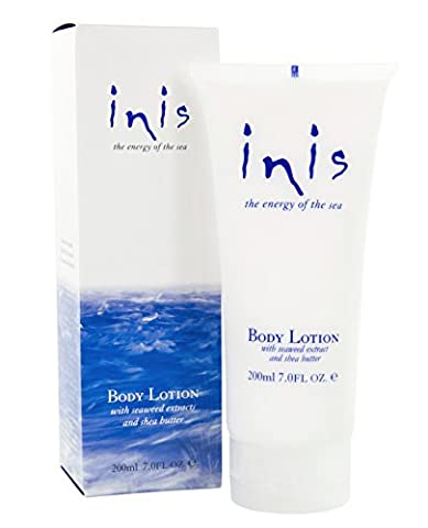 Fragrances of Ireland - Inis The Energy Of The Sea Seaweed Enriched Body Lotion, 7 Fluid Ounce