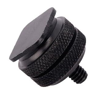 1/4 inches Tripodschraube zu Blitzschuh-Adapter