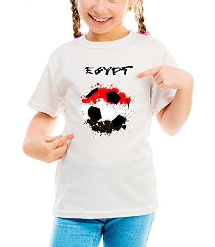 billion-group-egypt-flag-football-sport-illustration-girls-classic-crew-neck-t-shirt