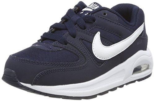 Comando Sneakers nero dw Basse Mista Air Blu Bianco ossidiana Max Flex Bambino Nike EwXF4q7