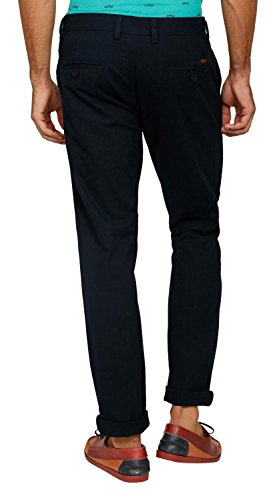 Abof-Mens-Slim-Fit-Trousers-Blue-36