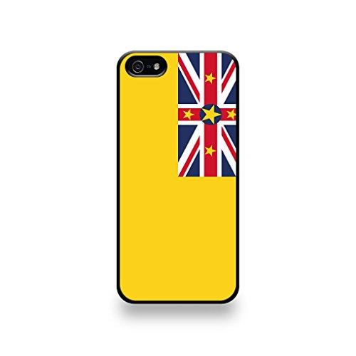LD Case COQIP6_62 Coque de protection pour iPhone 6 Motif Drapeau Fidji Niue