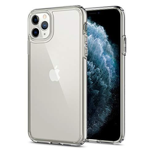 Spigen Ultra Hybrid Funda iPhone 11 Pro MAX,  Compatible con Apple iPhone 11 Pro MAX (6.5