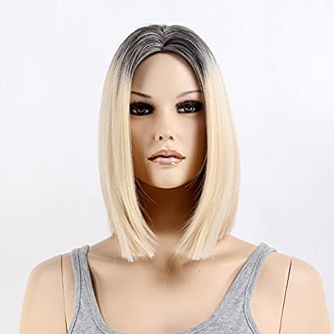 Stfantasy Wigs for Women Long Straight Heat Resistant Synthetic Hair