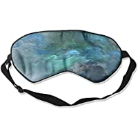 Sleep Eye Mask Abstract Fractal Lightweight Soft Blindfold Adjustable Head Strap Eyeshade Travel Eyepatch preisvergleich bei billige-tabletten.eu