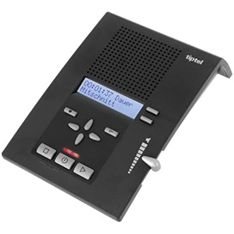 Tiptel 333 identificación de llamadas con contestador automático - digital