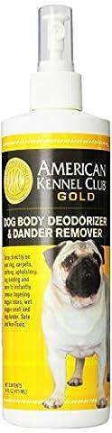 American Kennel Club Gold Hund Body Parfum