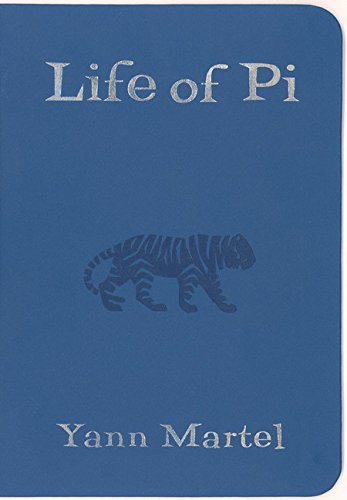Book cover for Life of Pi