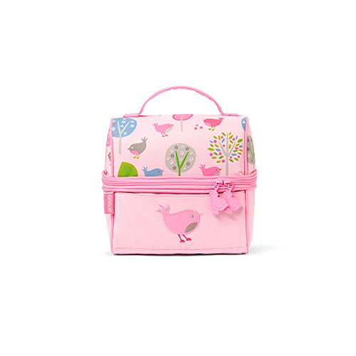 Penny scallan lupchb lunch pail chirpy bird mini borsa frigo