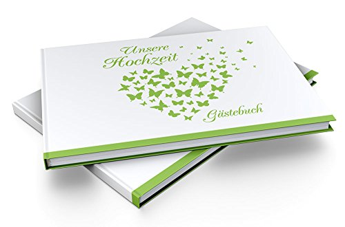 Deinweddingshop Gastebuch Hochzeit Ohne Fragen Vintage Spitze